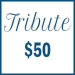 Tribute 50